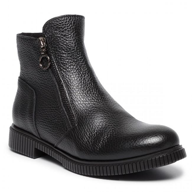 Boots BALDACCINI - 1222100 Czarny Groch