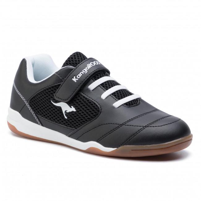 38c6bae6 Sneakers KANGAROOS - Incourt Ev 18394 000 5012 D Jet Black/White ...