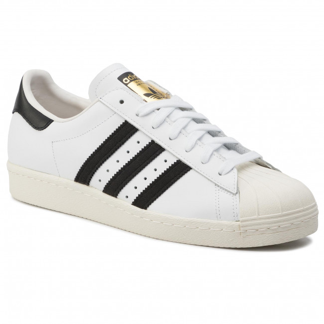 Shoes adidas - Superstar 80s G61070 Wht