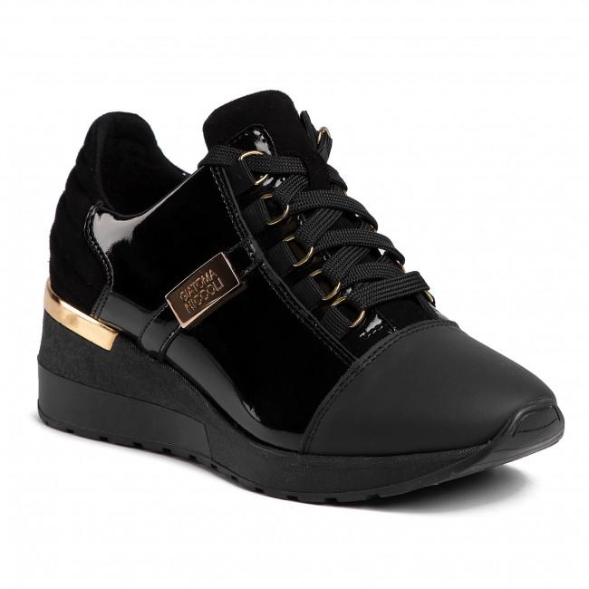 Sneakers NIK - 05-0688-01-5-01-02 Black
