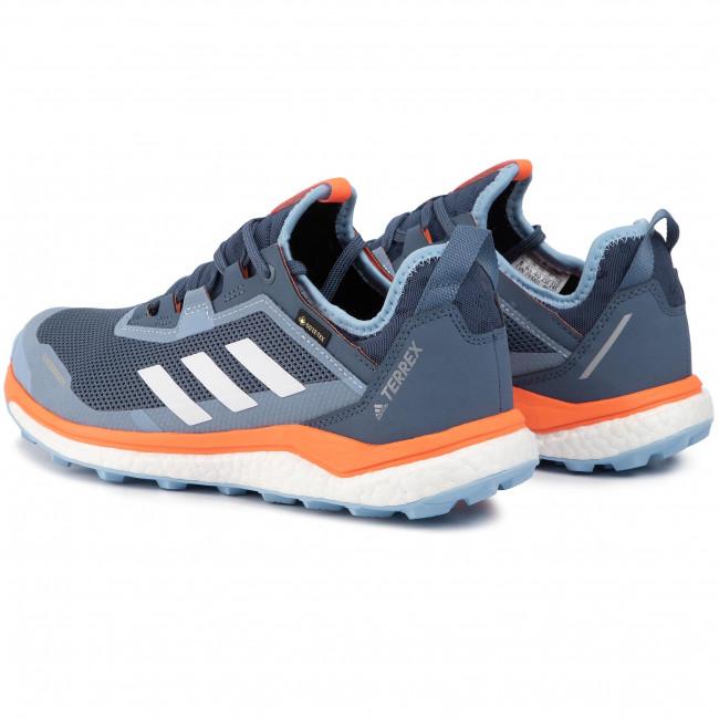 Diplomacia Defectuoso cápsula  Shoes adidas - Terrex Agravic Flow Gtx W GORE-TEX EF9619  Tecink/Globlu/Hireco - Outdoor - Running shoes - Sports shoes - Women's  shoes | efootwear.eu
