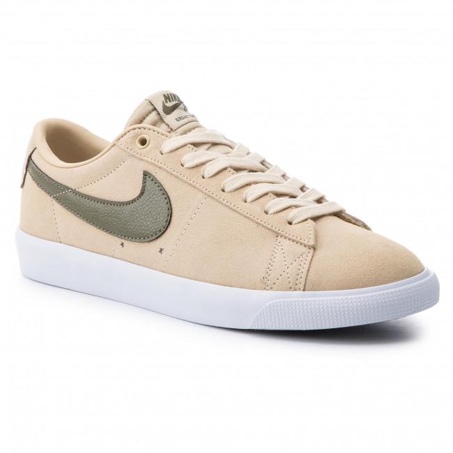 Shoes NIKE Sb Zoom Blazer Low Gt 704939 200 Desert OreMedium Olive