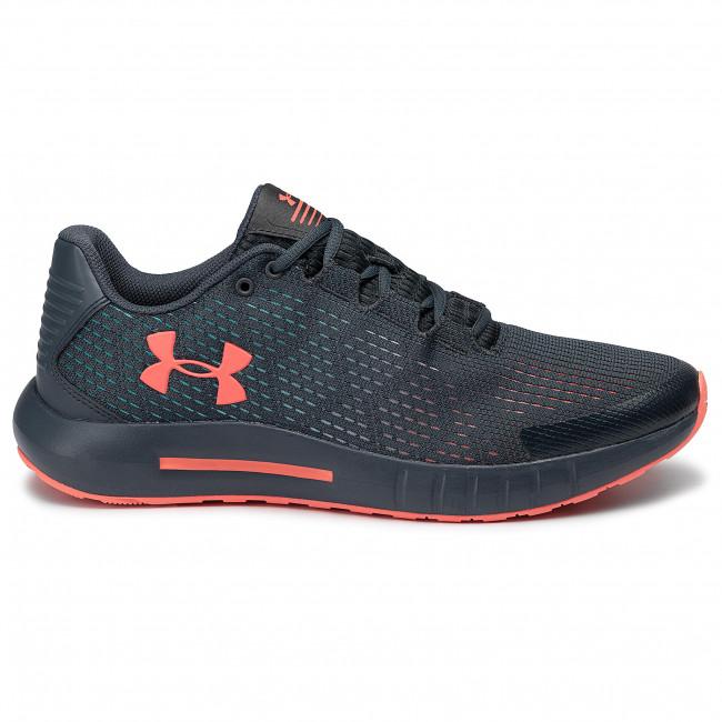 Shoes UNDER ARMOUR - Ua Micro G Pursuit Se 3021232-402 Gry