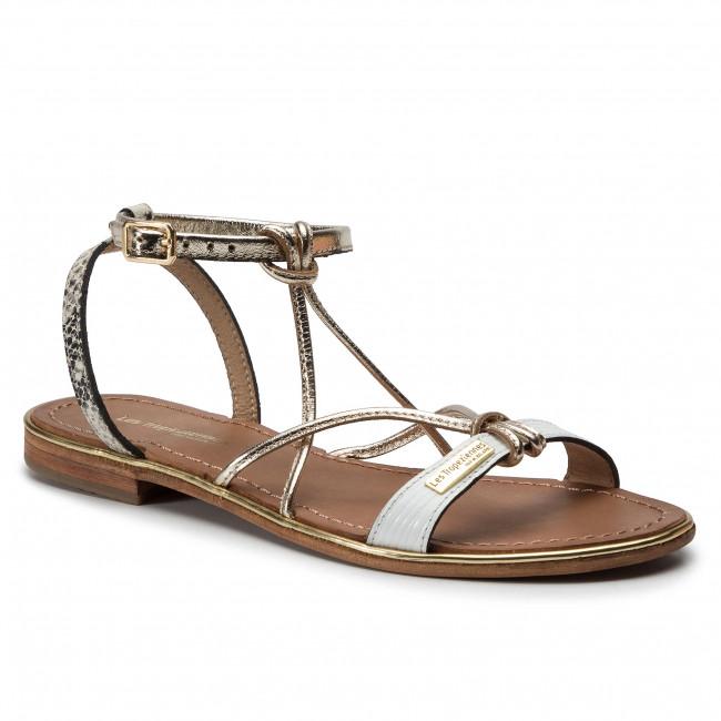 Sandals Les Tropeziennes Hirondel 11515 White Multi Casual Sandals Sandals Mules And Sandals Women S Shoes Efootwear Eu