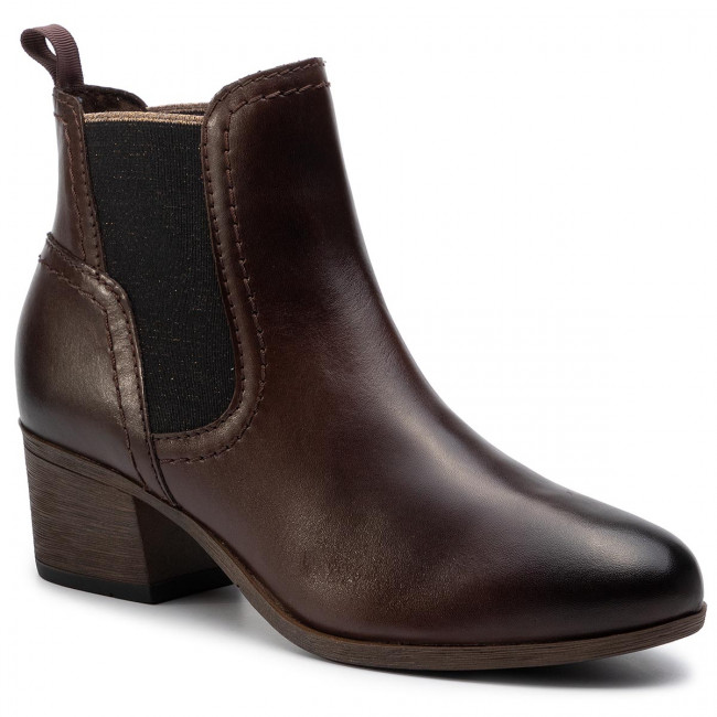 fantastic savings united states authentic quality Boots MARCO TOZZI - 2-25322-33 Mocca Antic 351