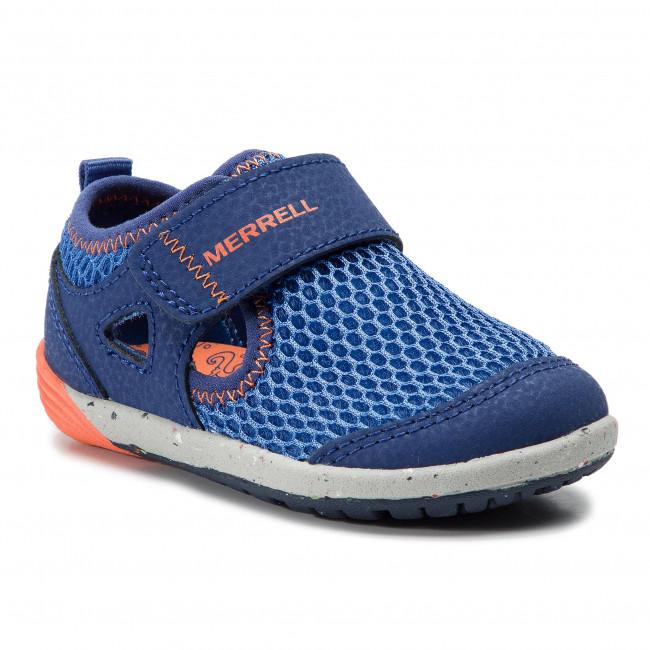 merrell velcro shoes