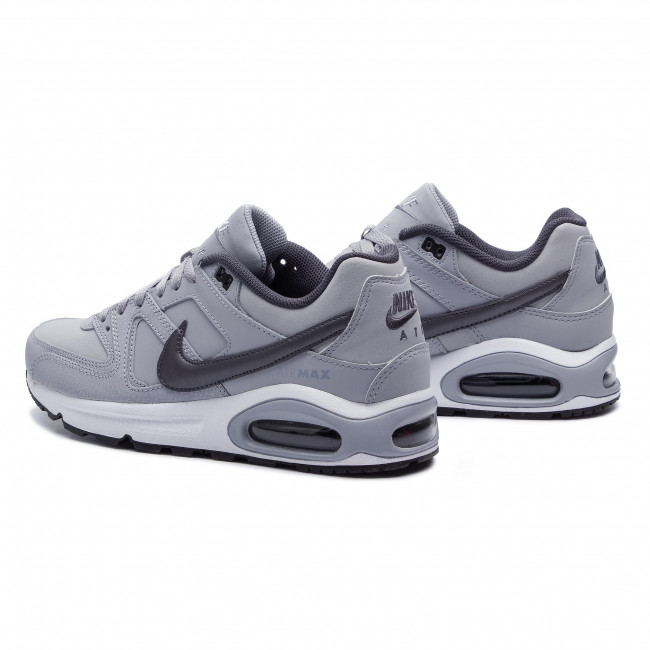 sentar Salón Aparador  Shoes NIKE - Air Max Command Leather 749760 012 Wolf Grey/Mtlc Dark Grey/Black  - Sneakers - Low shoes - Men's shoes | efootwear.eu