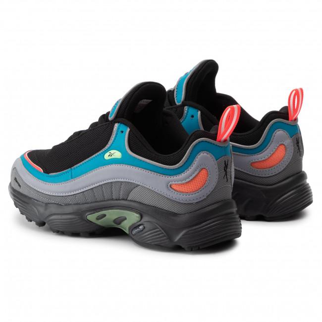 Shoes Reebok Daytona Dmx DV8646 BlackBlueShadowAl