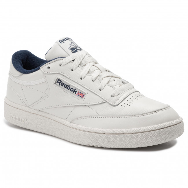 Shoes Reebok Club C 85 Mu DV8815 ChalkPaperwhiteNavy