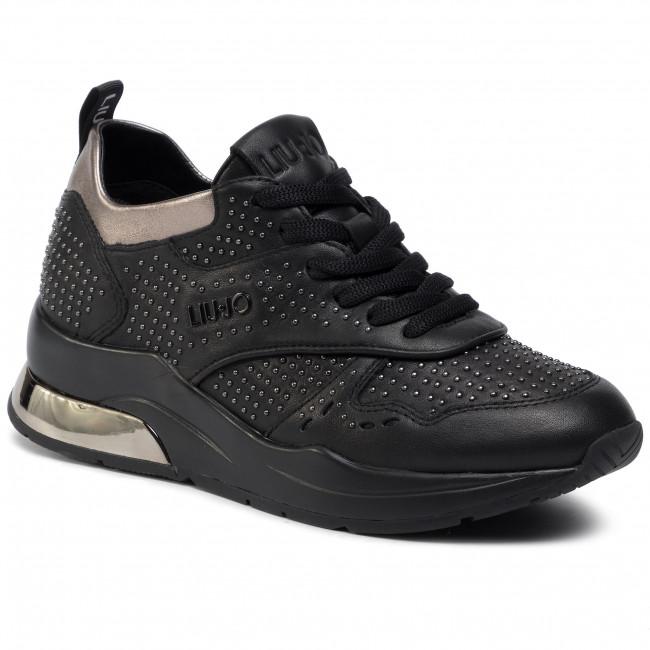 official photos 2a51b 38f87 Sneakers LIU JO - Karlie 14 B69025 P0102 Black 22222