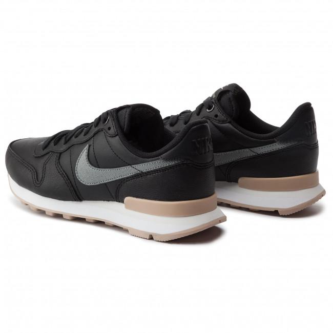 Schuhe NIKE Internationalist Prm 828404 020 Off NoirOff NoirWhite