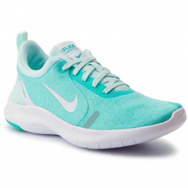 Quedar asombrado vitalidad Exención  Shoes NIKE - Flex Experience Rn 8 AJ5908 300 Teal Tint/White/Hyper Jade -  Indoor - Running shoes - Sports shoes - Women's shoes | efootwear.eu