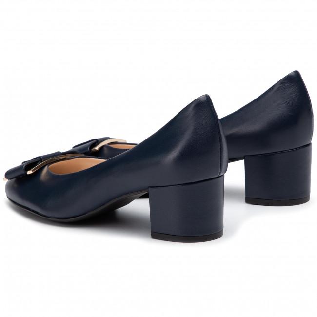 site autorizat încălţăminte diverse culori Shoes HÖGL - 8-104080 Blue 3200 - Heels - Low shoes - Women's ...