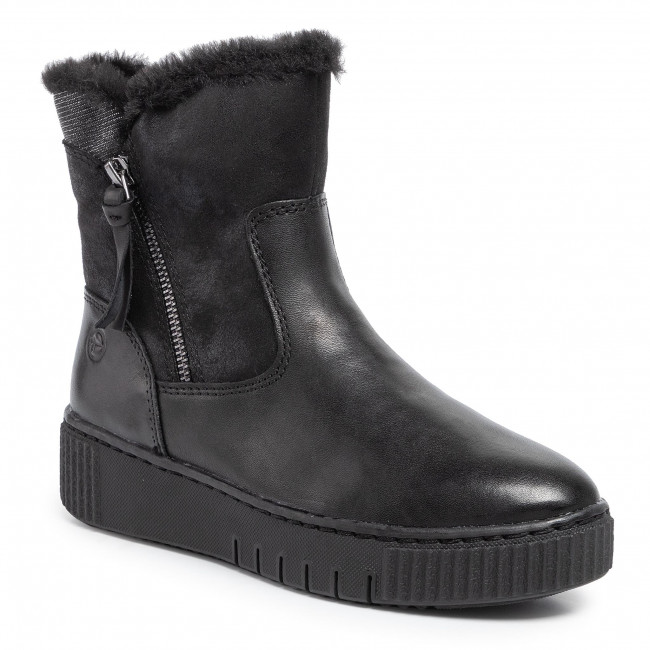 detailed look 5eabb cc0b8 Boots TAMARIS - 1-26486-23 Black/No Studs 055