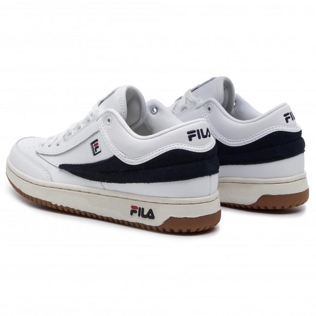 Sneakers FILA - T1 Mid 1010496.01C White/Fila Navy