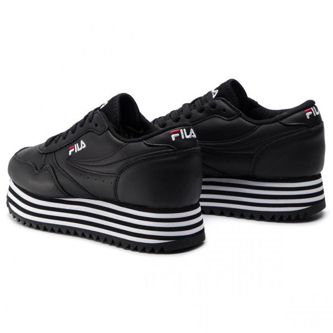 Sneakers FILA - Orbit Zeppa Stripe Wmn 1010667,11W Black/Stripe