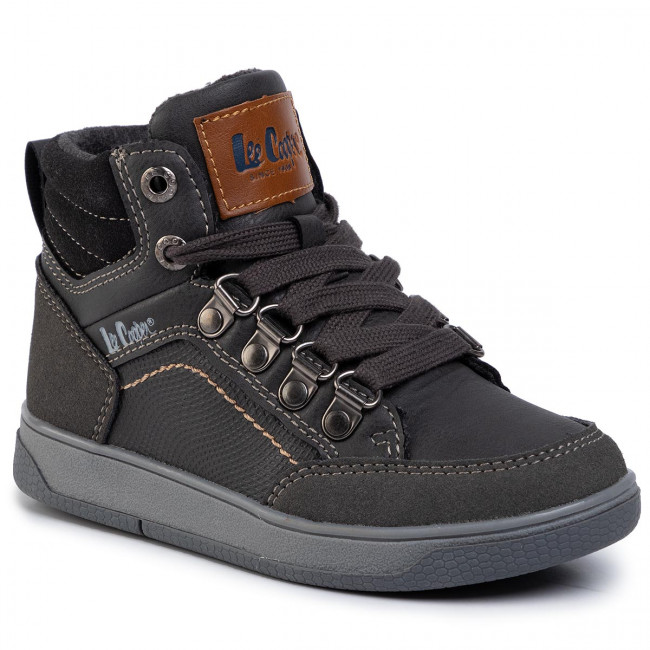 Boots LEE COOPER - LCJK-19-29-081 Grey