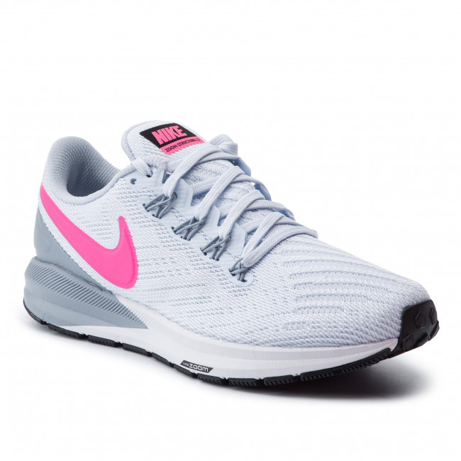 wholesale dealer 41303 2cfa4 Shoes NIKE - Air Zoom Structure 22 AA1640 402 Half Blue/Hyper Pink
