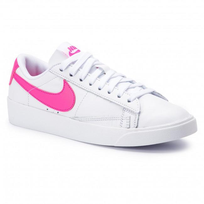 best sneakers 56109 84575 Shoes NIKE - Blazer Low Le AV9370 102 White/Laser Fuchsia/White