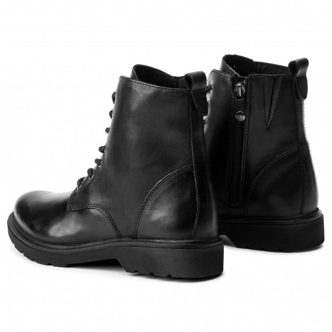 casual shoes wholesale outlet 2018 shoes Boots MARCO TOZZI - 2-25269-23 Black Antic 002