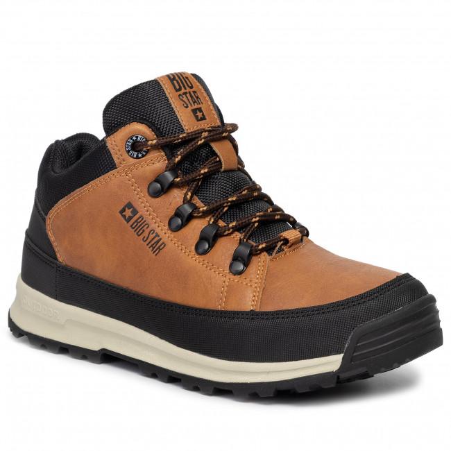 Trekker Boots BIG STAR - EE274815 Camel
