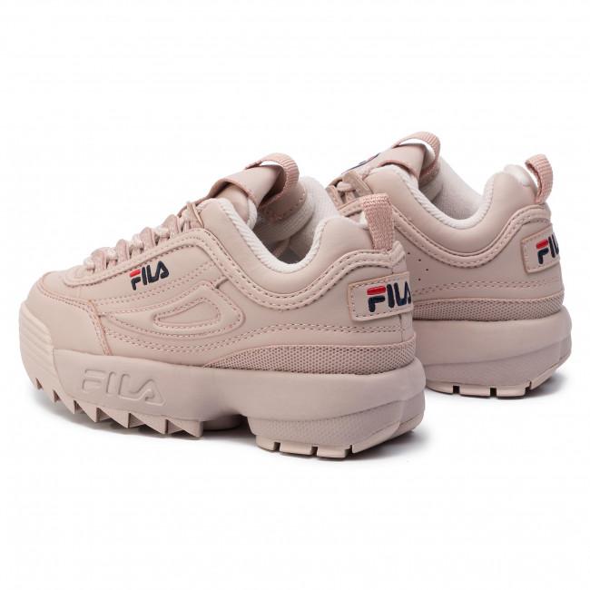 Sneakers Fila for Women Rose Smoke