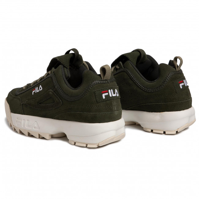 Sneakers FILA Disruptor S Low 1010577.50P Forest Night