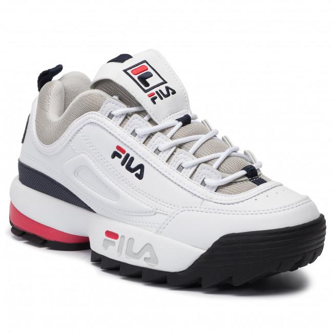 Sneakers FILA Disruptor Cb Low 1010707.1FG White
