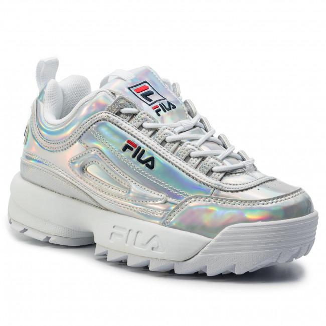 ecfcb407 Sneakers FILA - Disruptor M Low Wmn 1010747.3VW Silver