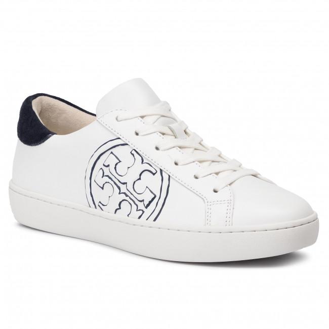 Sneaker 60847 Snow White/Navy 130