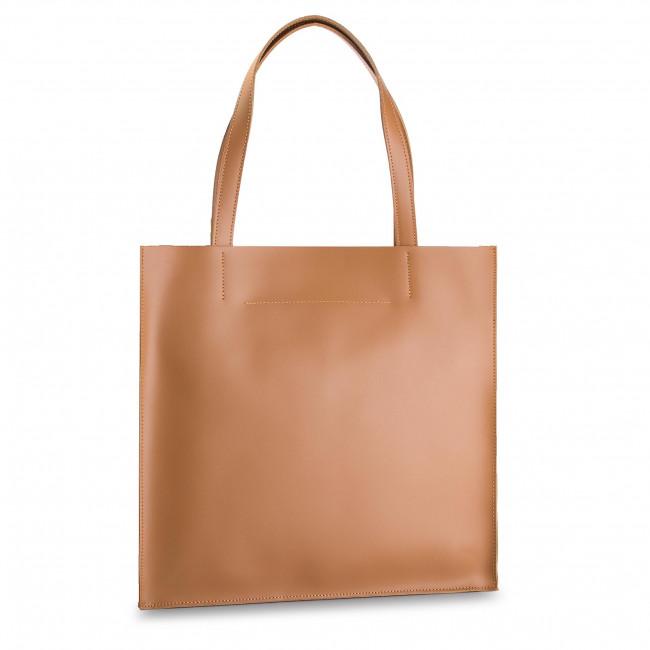 Handbag CREOLE - K10208 Koniak