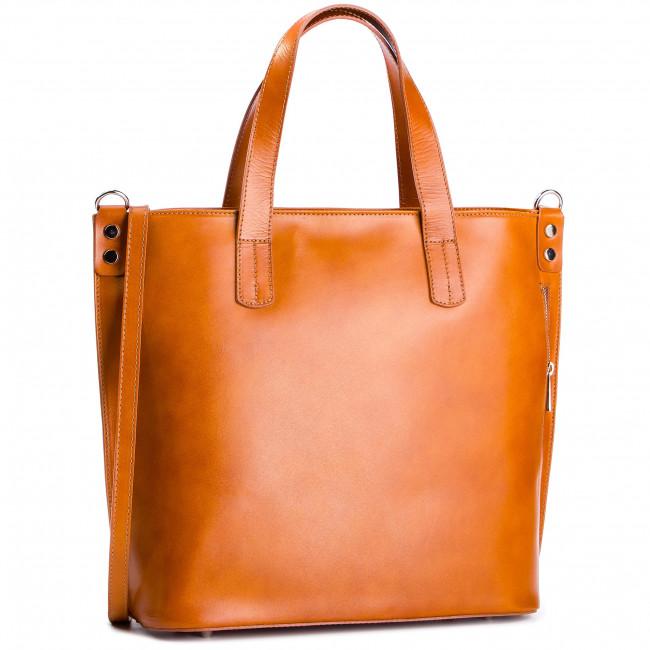 Handbag CREOLE - K10351 Koniak