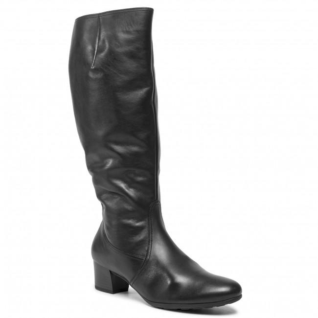 Knee High Boots GABOR 32.848.57 Schwarz