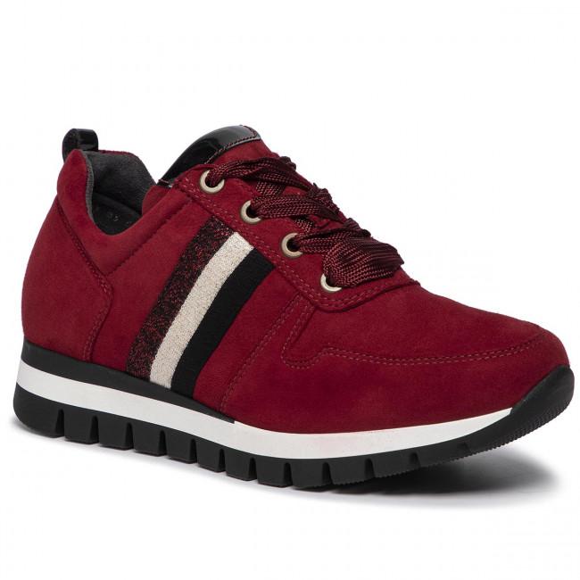 wholesale dealer 93d51 61016 Sneakers GABOR - 36.435.38 Dk/Opera(Schw/Rot)