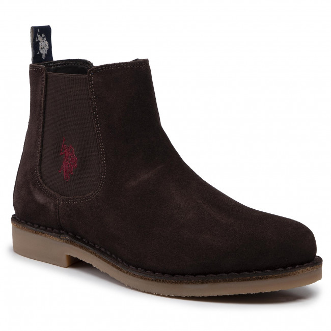 MUST3256W4/S9A Dkbr - Chelsea boots