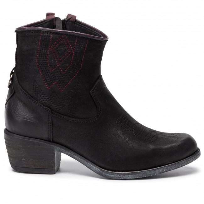 Boots Wrangler - Carson Tex Wl92626a Black 062 High And Others Women's Shoes