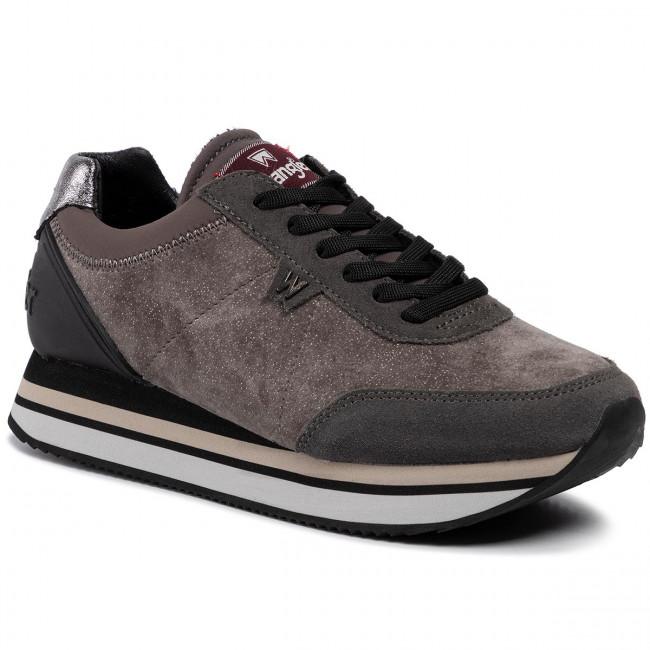 Sneakers WRANGLER - Jungle Velvet