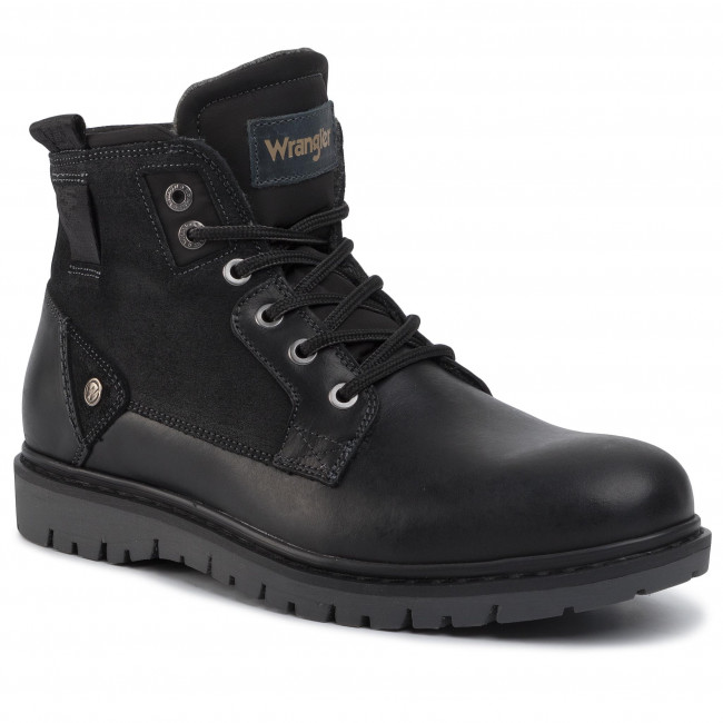 Boots WRANGLER - Miwouk Tech S WM92038S Black 62