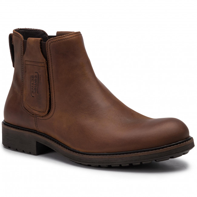 Ankle Boots CAMEL ACTIVE Chelsea 361.15.03 Chestnut