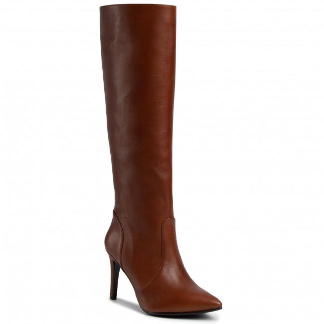 Knee High Boots MACCIONI - 967.112.9315 Brązowy