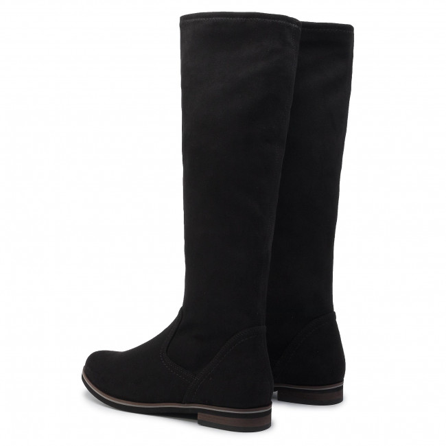 Knee High Boots CAPRICE 9 25507 23 Black Stretch 044