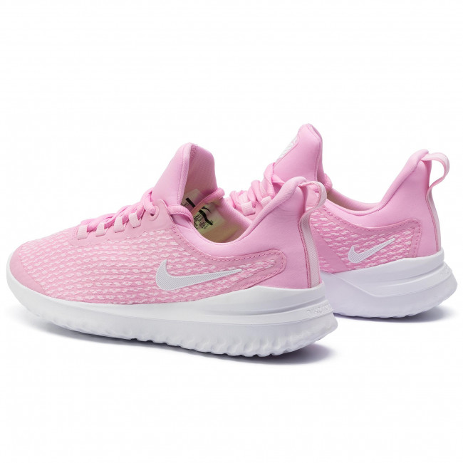 Desde allí relajarse Contestar el teléfono  Shoes NIKE - Renew Rival (Gs) AH3474 600 Pink Rise/White/Pink Foam - Indoor  - Running shoes - Sports shoes - Women's shoes | efootwear.eu