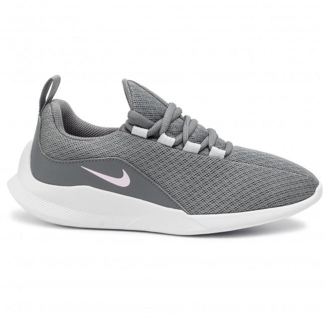 extraer Ambigüedad Decoración  Shoes NIKE - Viale (GS) AH5559 003 Cool Grey/Pink Foam - Sneakers ...