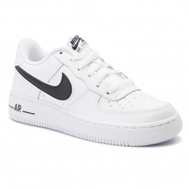 Shoes NIKE Air Force 1 3 (Gs) AV6252 100 WhiteBlack