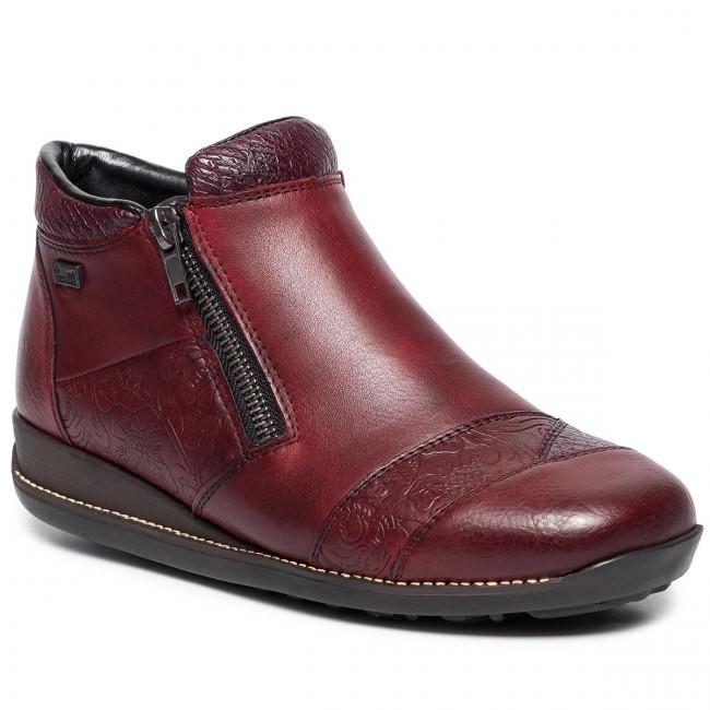 Boots RIEKER 44281 35 Rot