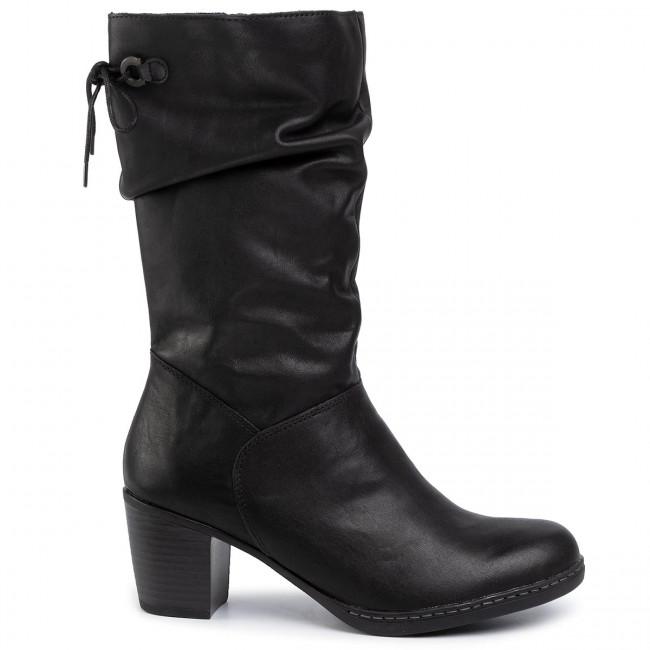 Remonte R4672 R4672 Remonte Black 01 Boots 01 Black Boots vmNwOn08