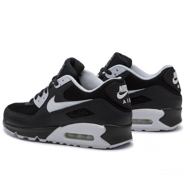 Shoes NIKE Air Max 90 Essential 537384 089 AnthraciteWhiteBlack