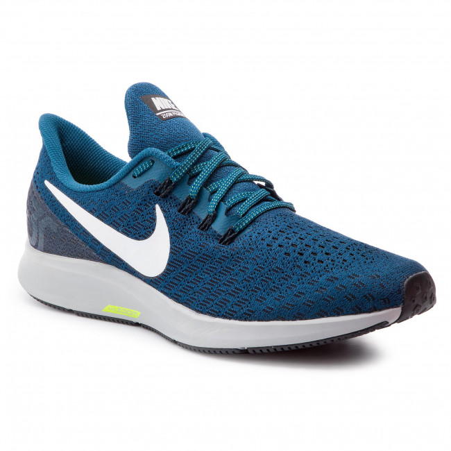 tarjeta recluta Espinas  Shoes NIKE - Air Zoom Pegasus 35 942851 403 Blue Force/White/Black - Indoor  - Running shoes - Sports shoes - Men's shoes | efootwear.eu
