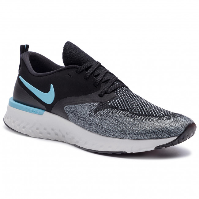 new list where to buy autumn shoes Shoes NIKE - Odyssey React 2 Flykint AH1015 002 Black/Bue Fury ...