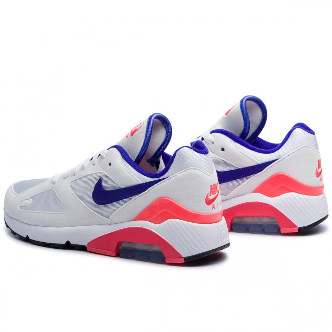 Shoes NIKE Air Max 180 AH6786 100 WhiteUltramarineSolar Red